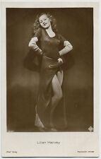 Original Vintage 1930s actress Lilian Harvey