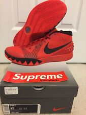 Nike Kyrie 1 Deceptive Red Size 12 DS Brand New NEVER WORN 705277-606