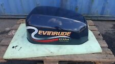 Johnson Evinrude Ficht RAM 75hp Outboard Engine Cover Hood Cowling #10H