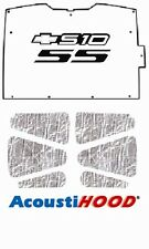 1994 2004 Chevrolet S-10 / 15 Truck Under Hood Cover with G-027 S-10 SS