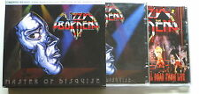 Lizze Borden-Master of Disguise-CD + 2 DVD > Metal Blade 25th Anniversary