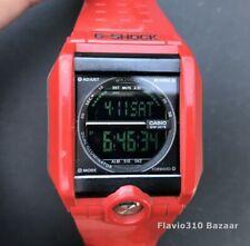"Casio G-SHOCK G-8100-4A (3078) ""C3"" Two Bezels Red & Black 39mm wristwatch"