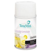 Timemist Metered Fragrance Dispenser Refill, Lavender Lemonade, 6.6 oz, Aerosol