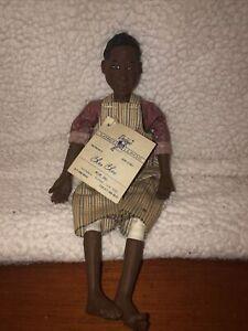 "Daddy's Long Legs doll ""Choo Choo"" - Black Americana"