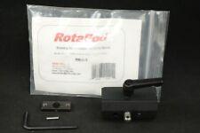 RotaPod Rba-3 Rotating Bipod Adapter For Harris Hunting Bipods