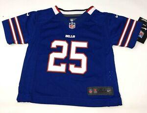 Nike Buffalo Bills NFL LeSean McCOY Jersey Toddler 18 Months