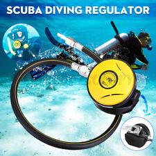 145PSI 2nd Stage Scuba Explorer Diving Dive Regulator Octopus Hookah Yellow