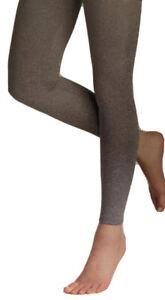 Xhilaration Women's Super Soft Leggings Heather Gray Size XL (16) Cotton Blend