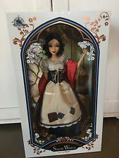 Disney Store Snow White Limited Edition Doll Exclusive 2017 Brand New in Box