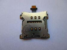 HTC One M7 Sim Karte Leser Halter Simkarten Card Reader Slot Flex Cable