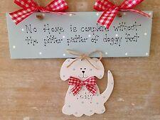 Handmade Dog Decorative Door Signs/Plaques