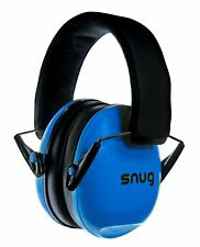Snug Kids Earmuffs/Best Hearing Protectors – Adjustable Headband Ear Defenders