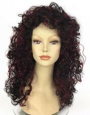 Premium Stylish Curly Rocker Fashion Wig by Spiritwigs.com - Diana 2 H1B/39