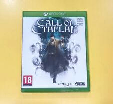Call Of Cthulhu Jeu Xbox One IN Italien