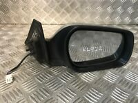 2007 MAZDA 6 TS  SILVER HATCHBACK DRIVER RIGHT WING MIRROR G28A