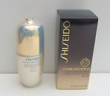 Shiseido Future Solution LX Total Protective Emulsion, SPF 15, 75ml, New in Box!