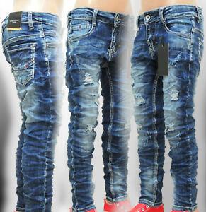 R-001 Jungen-Jeans Kinder-Jeans-Kinder-Hose~Gr.4-14~SchnäppchenCorner~Neu K/90