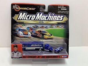 1999 Micro Machines Winner Circle Dale Earnhardt Jr Race Haulers Series