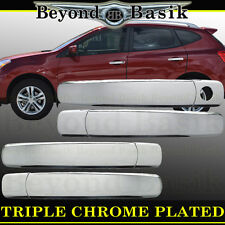 For 2008 2009 2010 2011 2012 2013 NISSAN ROGUE Chrome Door Handle Covers No SKH