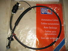 NEW QUALITY CLUTCH CABLE - QCC1282 - FITS: ROVER 216 - MK1 (1985-89)