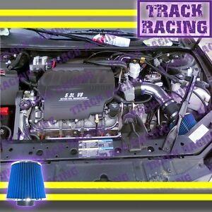 04-08 PONTIAC GRAND PRIX GT12GTPGXP 3.8L V6 5.3L AIR INTAKE Black Blue TB
