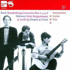 Brandenburg Ctos 2 & 3 & 5 & 6 / Suite Bergamasque, New Music