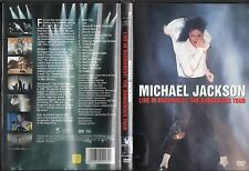 MICHAEL JACKSON DVD LIVE IN BUCAREST 1992 The dangerous tour