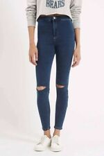Topshop High Rise Plus Size L32 Jeans for Women