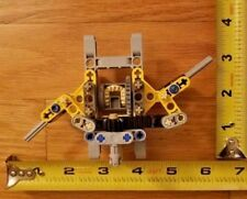 LEGO Technic - Full Long Framed Front Drive and Steering Assembly v2 - new parts