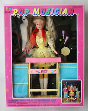 Vintage Betty Teen Bendable Doll Pop Musician M&C Sindy Petra Jem New Nos