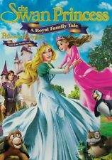 The Swan Princess: A Royal Family Tale (DVD) NEW