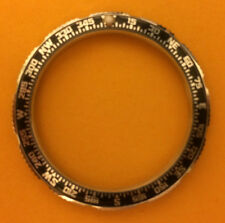 COMPASS Style Insert Custom Steel Bezel for Vostok Amphibian Komandirskie Watch