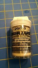 Pactra Trim Tape Silver from Mid America Raceway Naperville