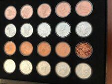 Zombucks Complete Set 20 Coins: 10 1oz .999 Silver & 10 Copper w/ Collector Case