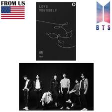 BTS LOVE YOURSELF Tear 3rd Album BANGTAN BOYS O Ver CD+Poster+Booklet+Extra Gift