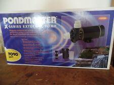 Pondmaster External Pump Model X-7020