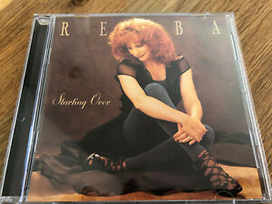 """US Country Music CD Reba McEntire """" Starting Over """" Top  Nashville 1996"""