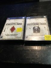 The Elder Scrolls IV: Knights of the Nine & Shivering Isles- PC Sealed - New
