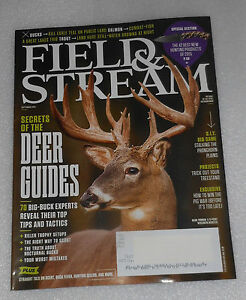 Field Stream Magazine Deer Guides Best New Hunting Products September 2015
