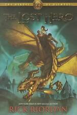 NEW The Lost Hero (Heroes of Olympus, Book 1) by Rick Riordan