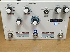 Hologram Electronics Infinite Jets Resynthesizer effects Pedal