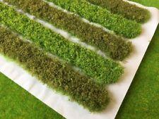 Serious-Play - Long Bushy Hedge Strips #1 - Static Grass Tufts