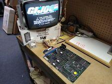 GI JOE - 1992 Konami - Guaranteed Working JAMMA Arcade PCB with Rebuilt Sound!