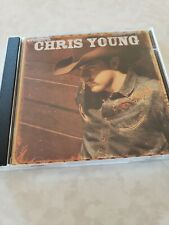 Chris Young Self Titled CD. Drinkin' Me Lonely, You're Gonna Love Me...