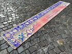 Handmade rug, Runner rug, Turkish rug, Vintage rug, Wool, Carpet | 1,6 x 9,8 ft