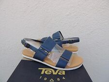 ca26afc75 Teva Flat (0 to 1 2 in) Leather Sandals for Women