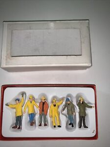 Preiser O 1:50 Figures 68214 Construction Workers Mint