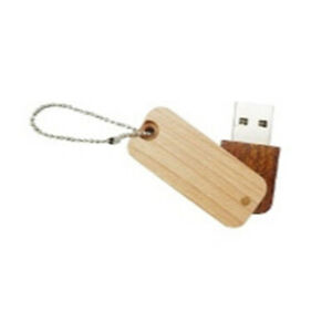 8 GB Wooden USB Memory Stick - Perfect for Personalising