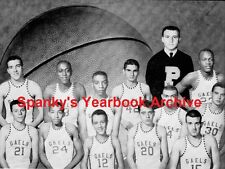 1963 Chicago IL Basilica High School Yearbook~Photos~History~Football~Baseball