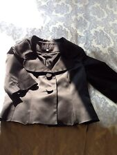 COAST.  Black Cover Up. Jacket